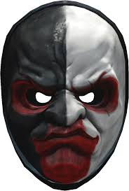 Payday Halloween Costume Payday 2 Scarface Packs Overkill Software