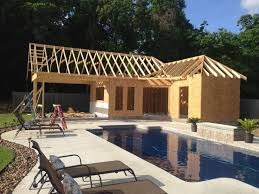 pool guest house plans best 25 pool house designs ideas on pool houses pool