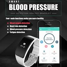 heart healthy bracelet images Smart bracelet wristband watch heart rate monitor blood pressure jpg