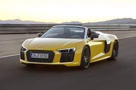 audi v10 convertible 2017 audi r8 convertible pricing for sale edmunds
