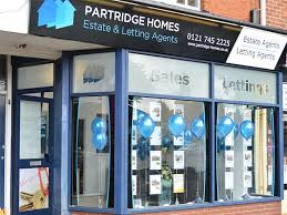 Estate And Letting Agents In Partridge Homes Estate Agents Residential Property Estate