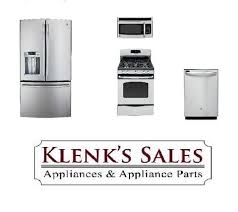 Stainless Steel Kitchen Appliance Package Deals - klenk u0027s sales appliances and parts ge stainless steel kitchen