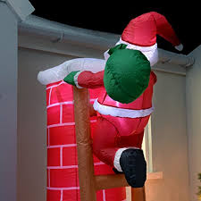 Large Inflatable Christmas Decorations Uk by Werchristmas 180 Cm Large Pre Lit