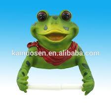 Animal Toilet Paper Holder Frog Paper Holder Frog Paper Holder Suppliers And Manufacturers