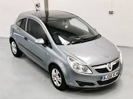 vauxhall white used vauxhall for sale in stafford used car dealer staffordshire