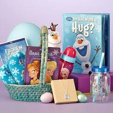 easter stuffers zulily up to 60 frozen easter gift basket stuffers