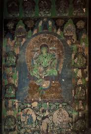 63 best yulin cave images on pinterest art paintings yulin cave 4 north wall tara yuan dynasty near dunhuang china