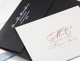 wedding envelopes how to print addresses on envelopes for wedding invitations