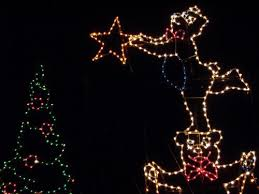 yukon ok christmas lights midwest city s holiday lights spectacular