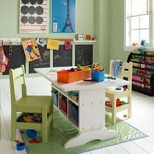 Craft Room For Kids - beautiful modern craft table and cute craft tables with storage