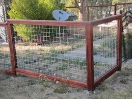 mesh fence for dogs backyard fence ideas