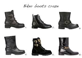 lace up biker boots 24 wear with everything biker boots style barista