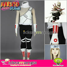 Naruto Costumes Halloween Manga Amime Individual Naruto Killer Bee 1st Men U0027s Cosplay Costume