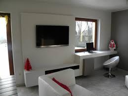 meuble tv avec bureau salle de sejour meuble salon design un reflet de notre temps