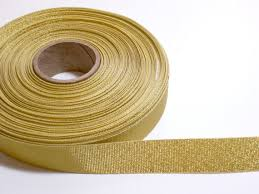 gold metallic ribbon metallic gold grosgrain ribbon 7 8 inch wide x by griffithgardens