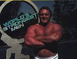 Anthony Clark Bench Press American Strength Legends Bill Kazmaier