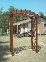 how to build an arbor trellis home design wonderfull modern with