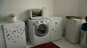 poser un plan de travail de cuisine installer plan de travail sur machine a laver maison design