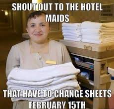 Meme Hotel - shout out to hotel maids valentine s day memes lolworthy