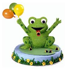 lucky leap frog cake wilton