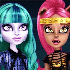 Howleen Wolf 13 Wishes Monster High Gifs