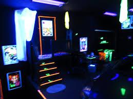 my blacklight garage party room youtube idolza