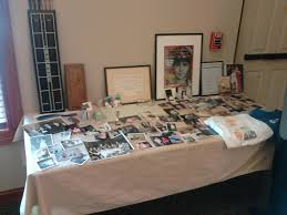 memorial ideas memory tables and memory boards from a funeral worth