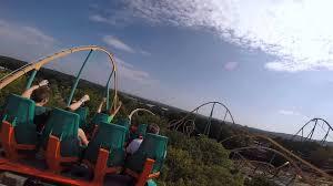 Goliath Six Flags Goliath Six Flags Over Georgia Pov Hd Gopro Hyper Coaster Youtube