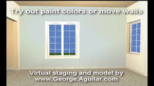 virtual staging 3d homes by george aguilar youtube
