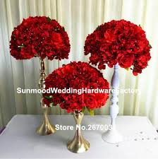 Cheap Gold Centerpieces by Online Get Cheap Gold Centerpieces Stand Aliexpress Com Alibaba