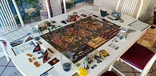 Blind Date Board Game A Board Game And Feast Of Thrones A Perfect Pairing Wired