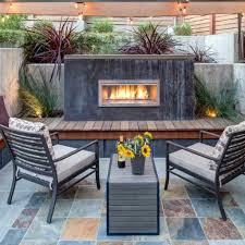 Backyard Fireplace Ideas by The Fascinating Outdoor Fireplace Ideas Thementra Com