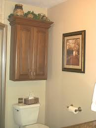 Cherry Bathroom Storage Cabinet by Bathroom Storage Cabinets Over Toilet Wall Cabinet Above Toilet In