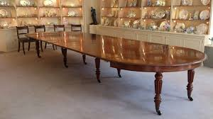 Antique Regency Mahogany Extending Dining Table By Gillow At Stdibs - Mahogany kitchen table