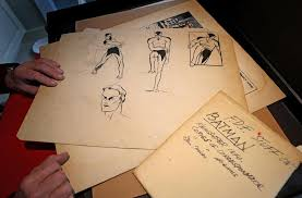 Cape Cod Times Archives - cape cod man says he has earliest drawings of batman and they u0027re