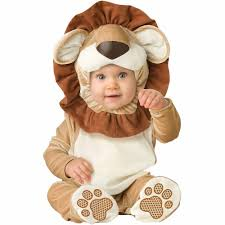 Baby Boy Halloween Costumes Lovable Lion Infant Halloween Costume Walmart