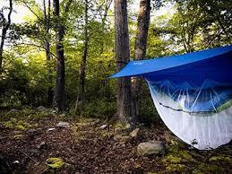 ultralight hammock rain fly and shelter by serac hammock town