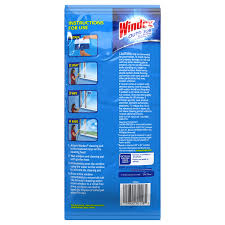 Windex To Clean Hardwood Floors Windex Outdoor All In One Glass Cleaning Tool Refill 2 Count