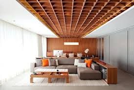 Home Interior Ceiling Design Wood Coffered Ceiling Gorgeous Ceilings Design With Recessed