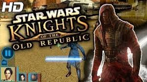 kotor android ios wars knights of the republic kotor