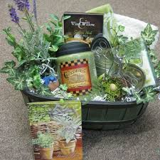 garden gift basket herb garden kitchen gift baskets specialty food the brick