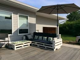 Jysk Patio Furniture Life As A Farm Wife Getting My Diy On Pallet Style