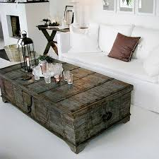 Rustic Chest Coffee Table Trunk Coffee Table Design Decor Pinterest Trunk Coffee