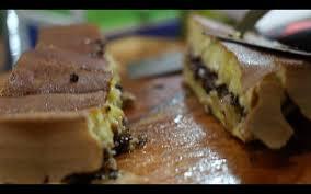 wallpaper coklat manis cara mudah membuat martabak manis coklat terang bulan yapora youtube