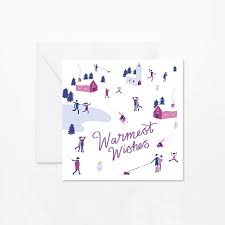warmest wishes photo card warmest wishes christmas card each