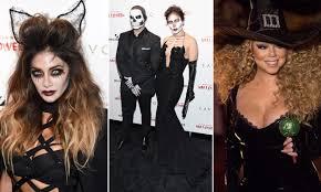 Goth Look For Halloween by Nicole Scherzinger Jennifer Lopez Mariah Carey Halloween Costumes