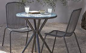 B Q Bistro Chairs Cool B Q Bistro Table And Chairs With Silene Metal Bistro Set