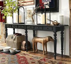 Sofa Table With Stools Console Table 644 Sofa Table And Living Room