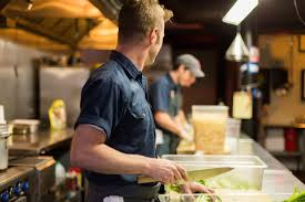 what clothing does a chef require no chef in america cooks dinner quite like phillip foss eater