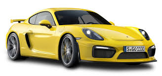 porsche cayman yellow yellow porsche cayman gt4 car png image pngpix